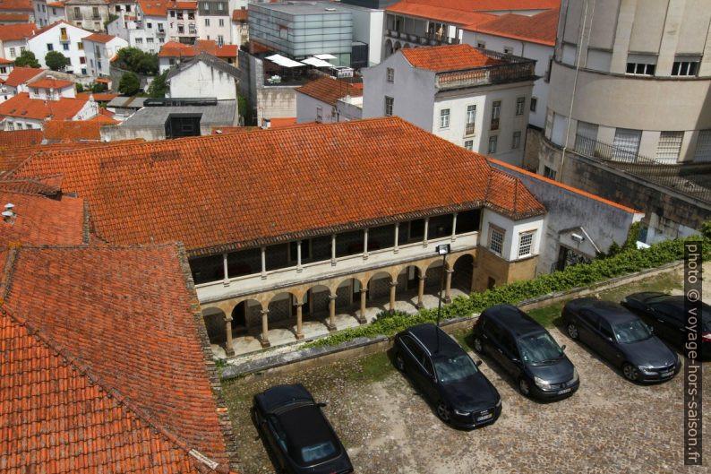 Palácio dos Melos. Photo © André M. Winter