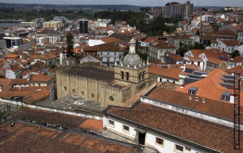 Sé Velha de Coimbra. Photo © André M. Winter