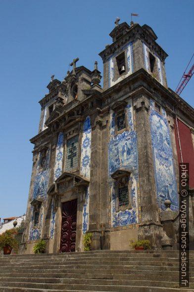 Igreja Paroquial de Santo Ildefonso. Photo © Alex Medwedeff