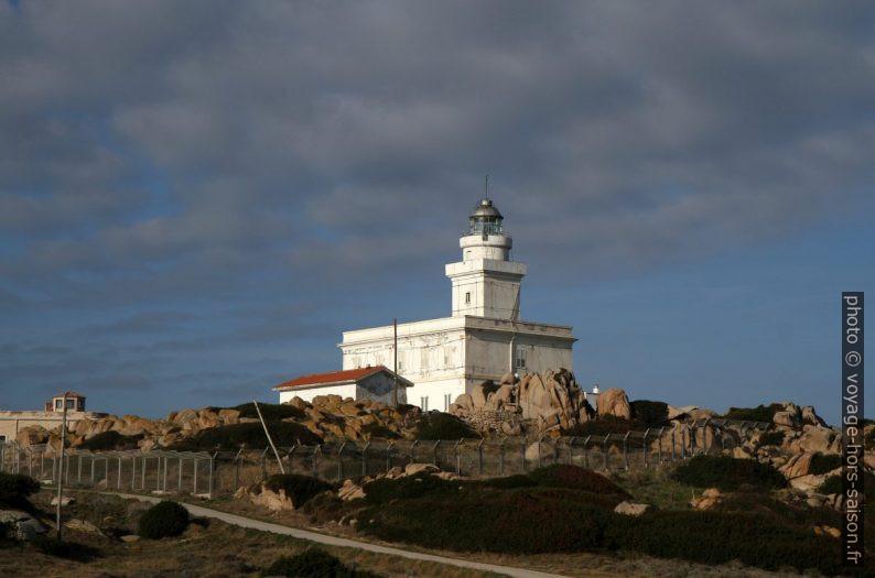 Faro di Capo Testa. Photo © Alex Medwedeff