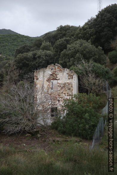 Ruine de maison à Naracauli. Photo © Alex Medwedeff