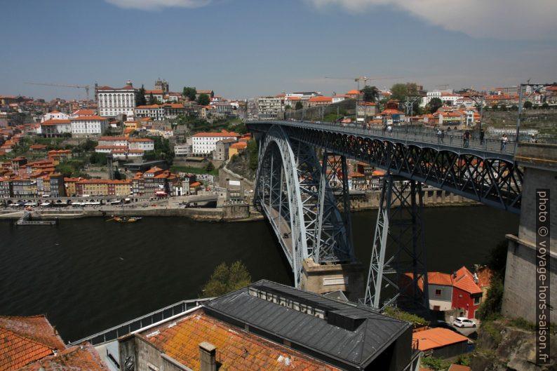Ponte Luís I. Photo © Alex Medwedeff