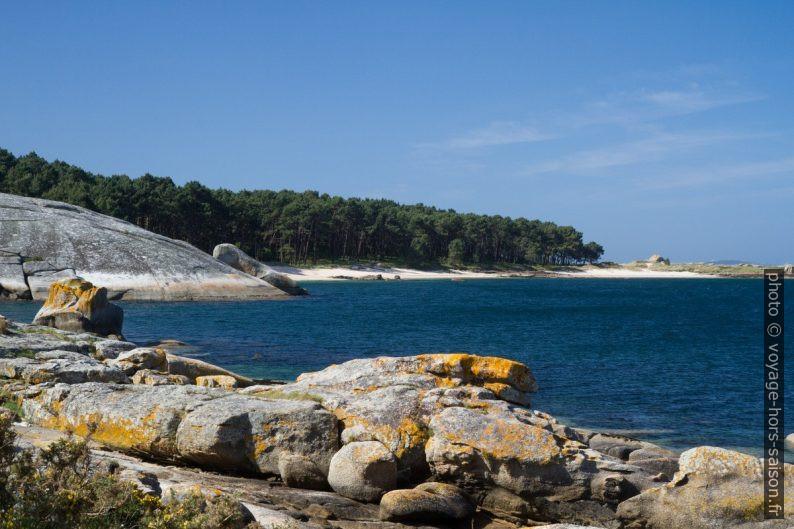 Praia Area da Secada. Photo © Alex Medwedeff