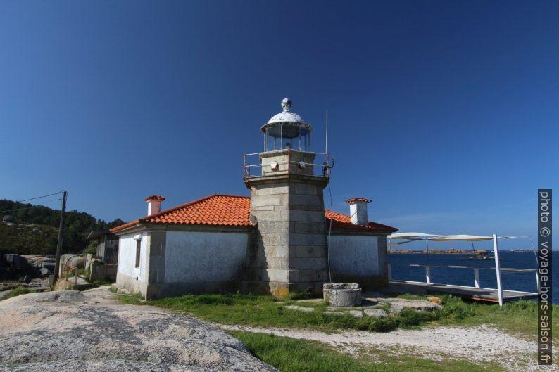 Phare de la Punta Cabalo. Photo © André M. Winter