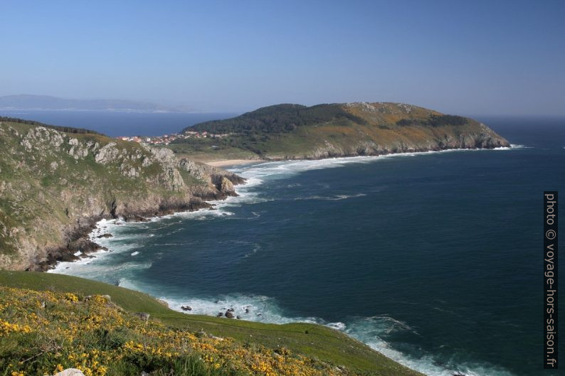 Cabo Fisterra en Galicie. Photo © Alex Medwedeff