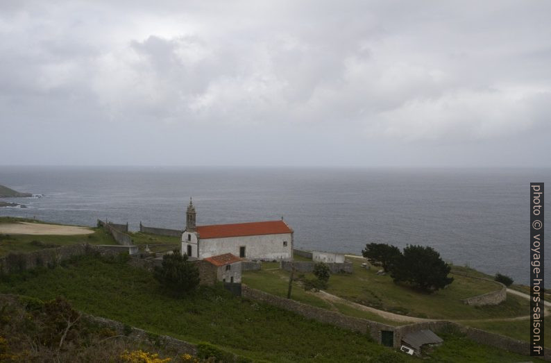 Site de l'Ermita de Santo Adrián et sa chapelle. Photo © Alex Medwedeff