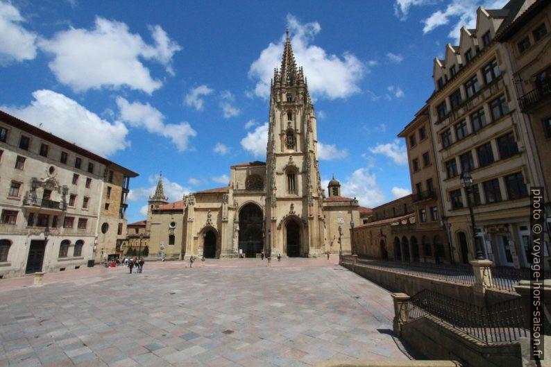 Cathédrale San Salvador d'Oviedo. Photo © André M. Winter