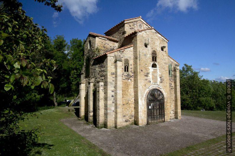 Église Saint-Michel-de-Lillo d'Oviedo. Photo © André M. Winter