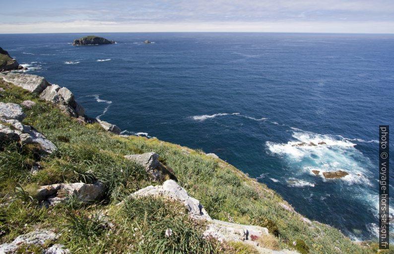 Côte nord du Cap de Peñas. Photo © André M. Winter