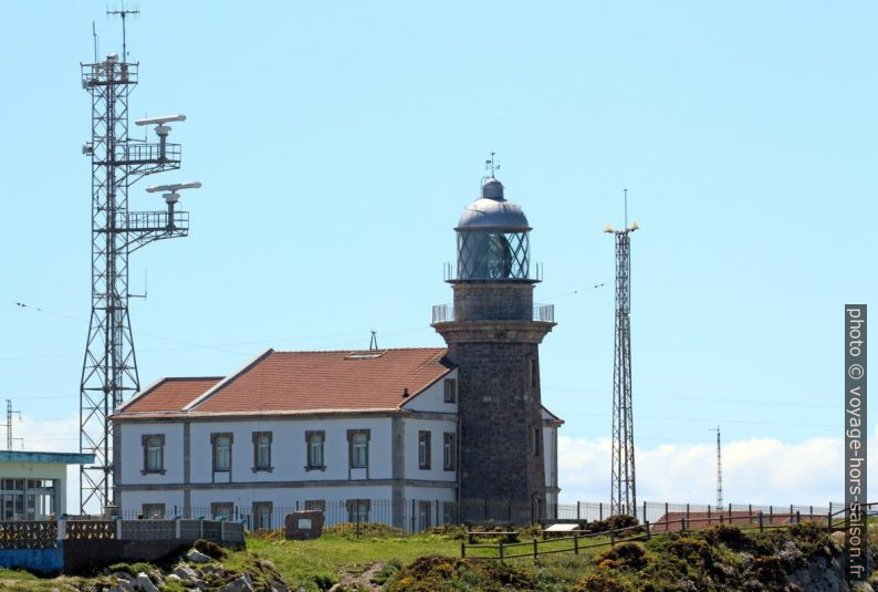 Phare du Cabo de de Peñas. Photo © André M. Winter