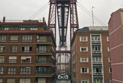 Le Pont de Biscaye vu dans l'axe ouest-est. Photo © André M. Winter