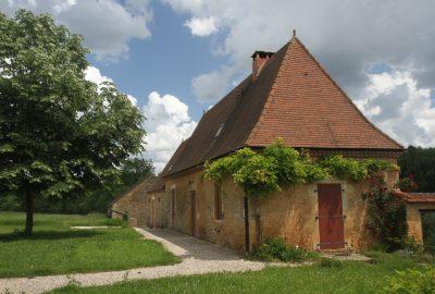 Maison classique à Paunat. Photo © Alex Medwedeff