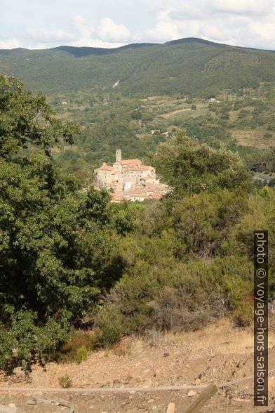 Village de Sasso Pisano. Photo © André M. Winter