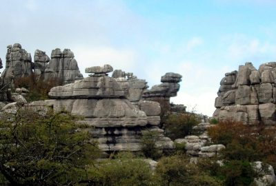 El Torcal de Antequera. Photo © André M. Winter