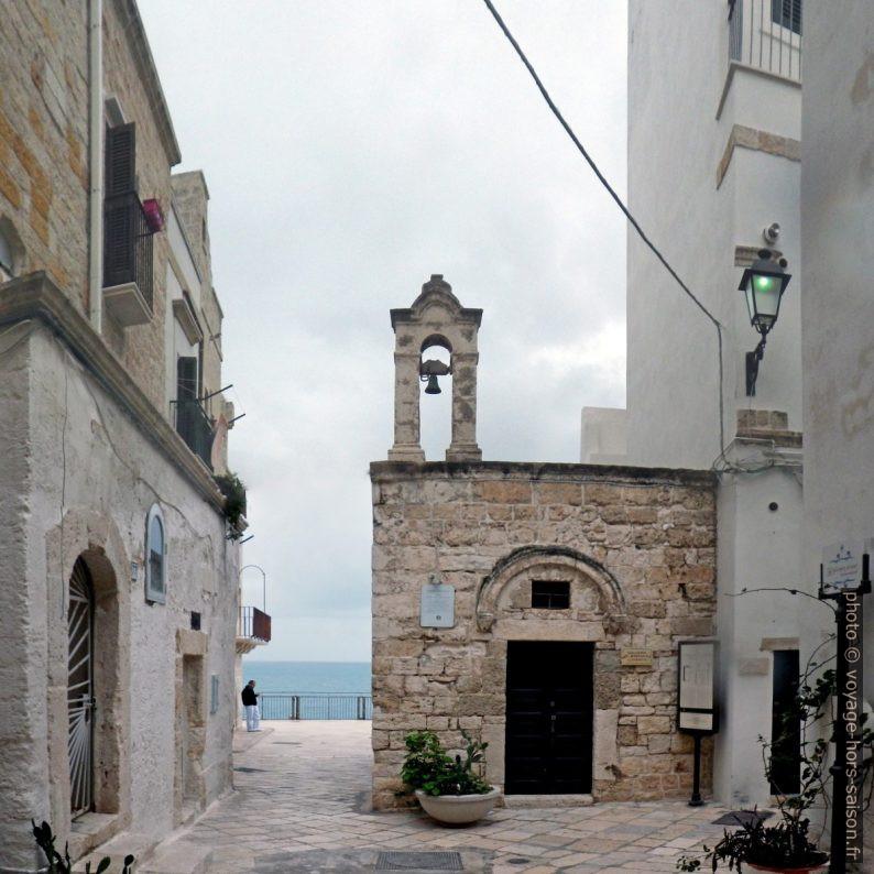 Chiesetta di Santo Stefano. Photo © André M. Winter