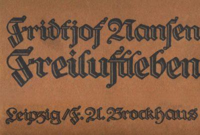 Couverture de l'édition allemande