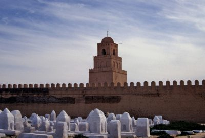 La Grande Mosquée de Kairouan. Photo © André M. Winter