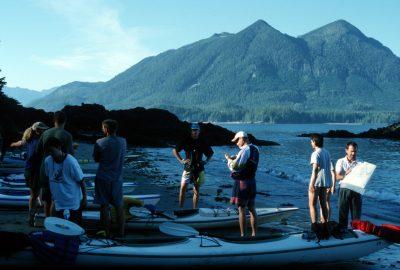 Dernier départ matinal au nord de Vargas Island. Photo © Peter Sykora