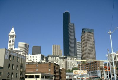 Downtown Seattle. Photo © André M. Winter