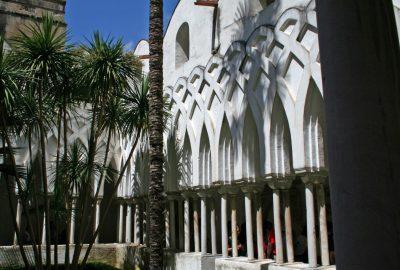 Le Chiostro del Paradiso de la cathédrale d'Amalfi. Photo © André M. Winter