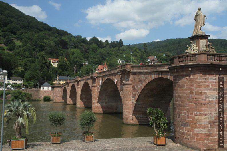 Le Vieux Pont. Photo © Alex Medwedeff