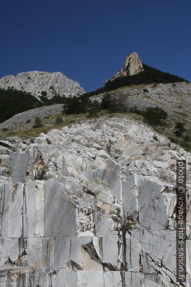 Le Pico d'Uccello et le Torre del Diavolo. Photo © Alex Medwedeff