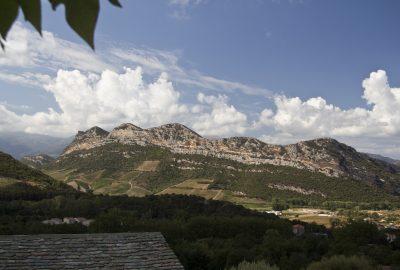 Crête du Monte Sant'Angelo. Photo © André M. Winter